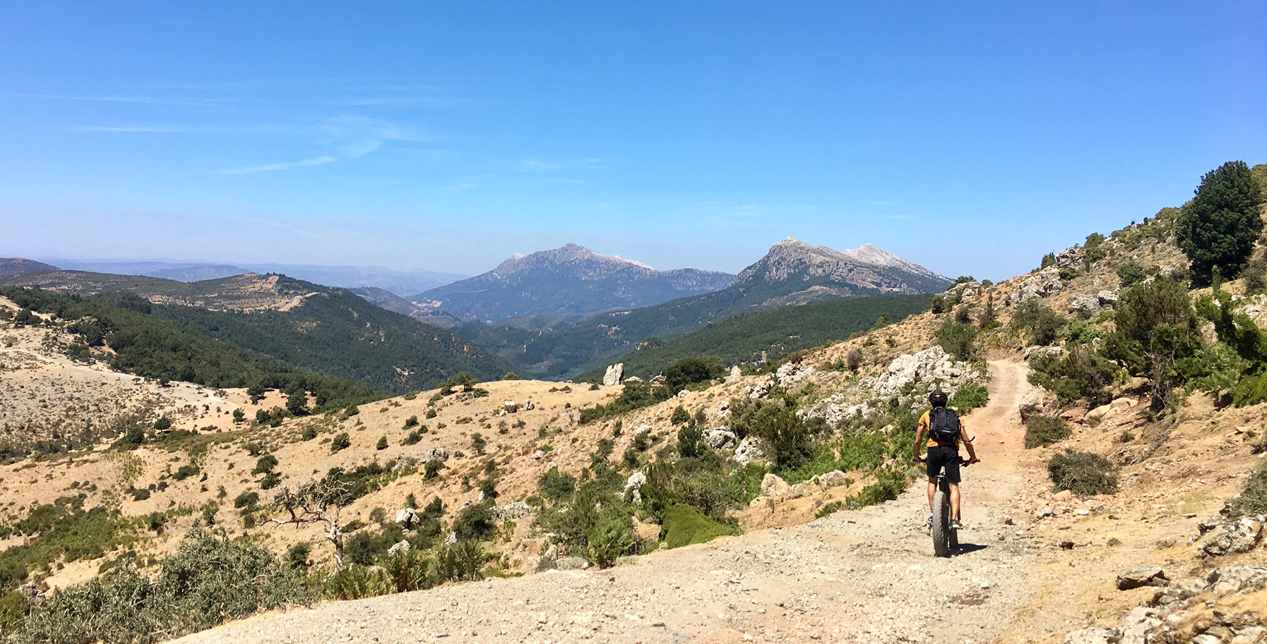 Percorsi Hard Enduro in Sardegna