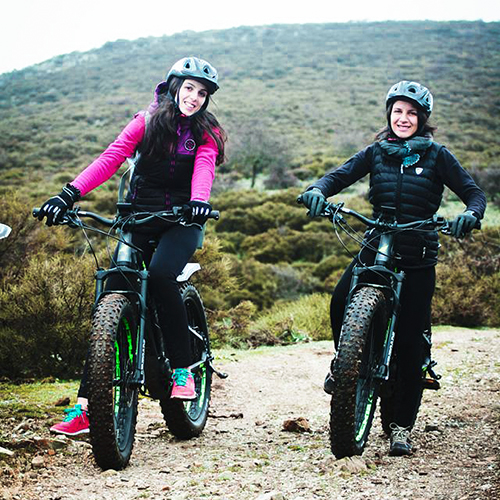 Ebike and MTB rental in Supramonte, center of Sardinia