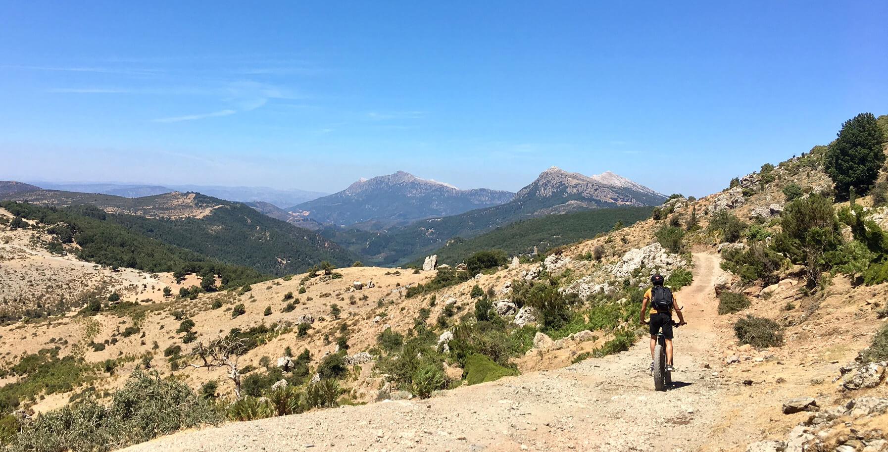 Allenamento Enduro in Sardegna