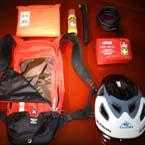 Equipment and safety kit are included in Ebike rental