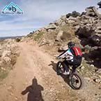 Many different routes for Ebikes and MTB in Supramonte, SardiniaMany different routes
