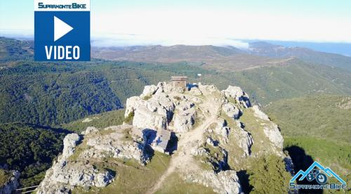 Video: Bike Supramonte, aerial view of the Supramonte, Orgosolo - Sardinia