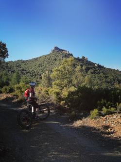Itinerario MTB Sardegna: il Supramonte