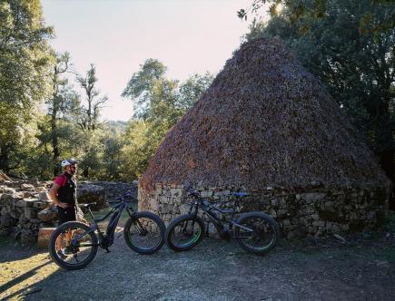 "Itinerario MTB Sardegna: il Supramonte, antichi ovili ""Pinnettos"""