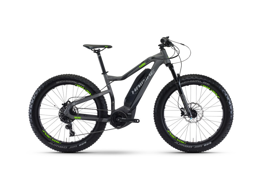 E-Bike Rental Haibike Sduro in Sardinia