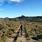 Itinerari MTB E-Bike noleggio Sardegna, nel Supramonte