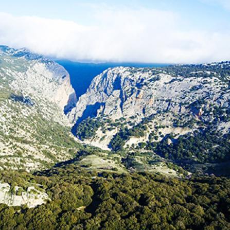 MTB Itinerary in Sardinia: Supramonte