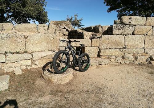 MTB Itinerary in Sardinia: Giant's Tombs